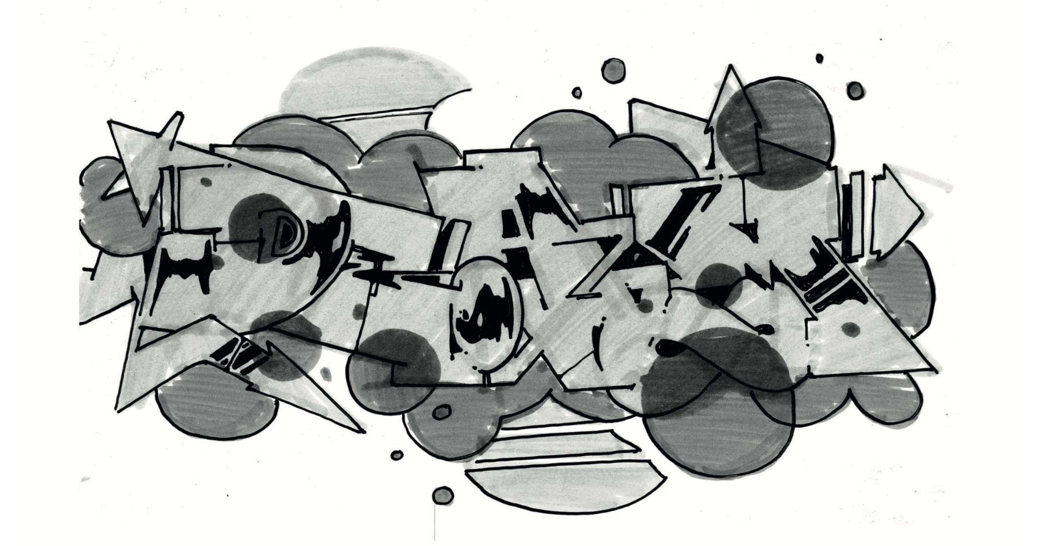 City Hunters graffiti jam vol.2